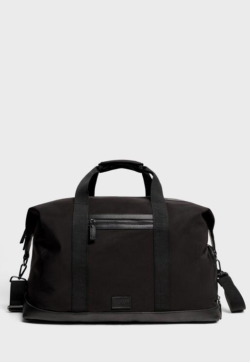 Top Handle Duffel Bag