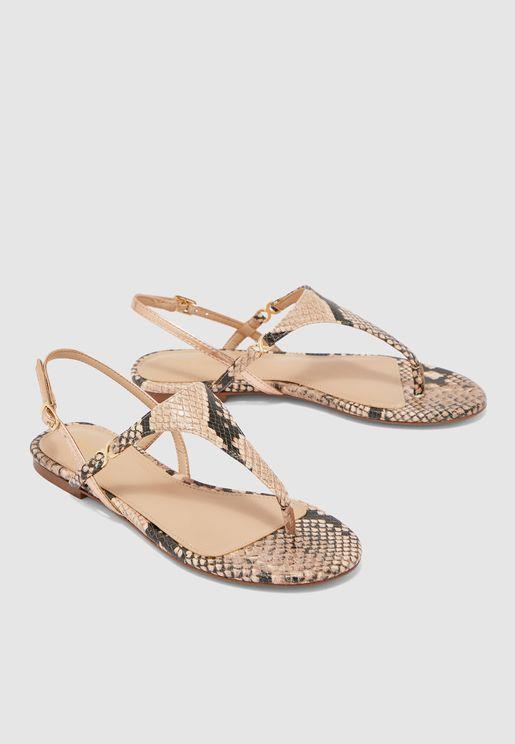 Kedulia Flat Sandal
