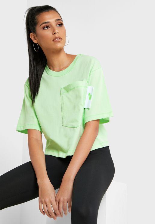 NSW Cropped T-Shirt