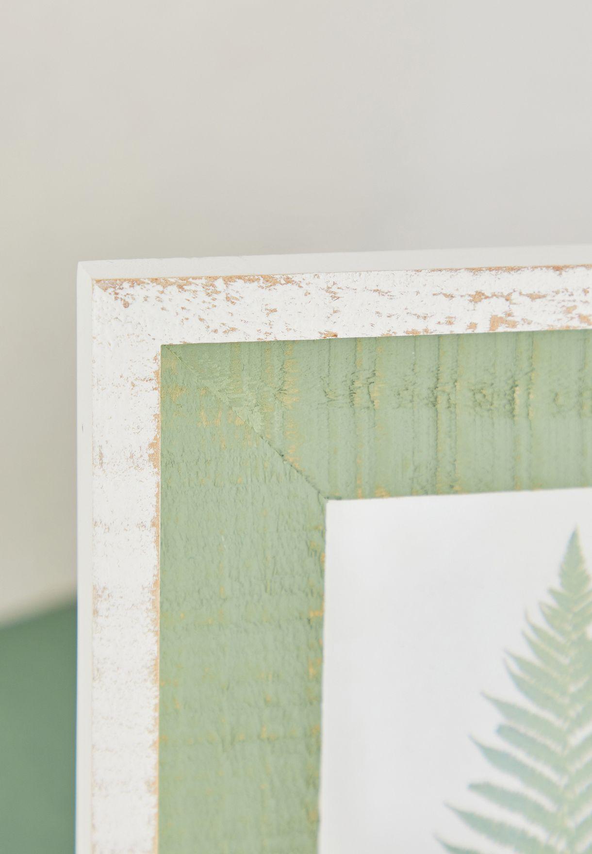 Leaf Photo Frame