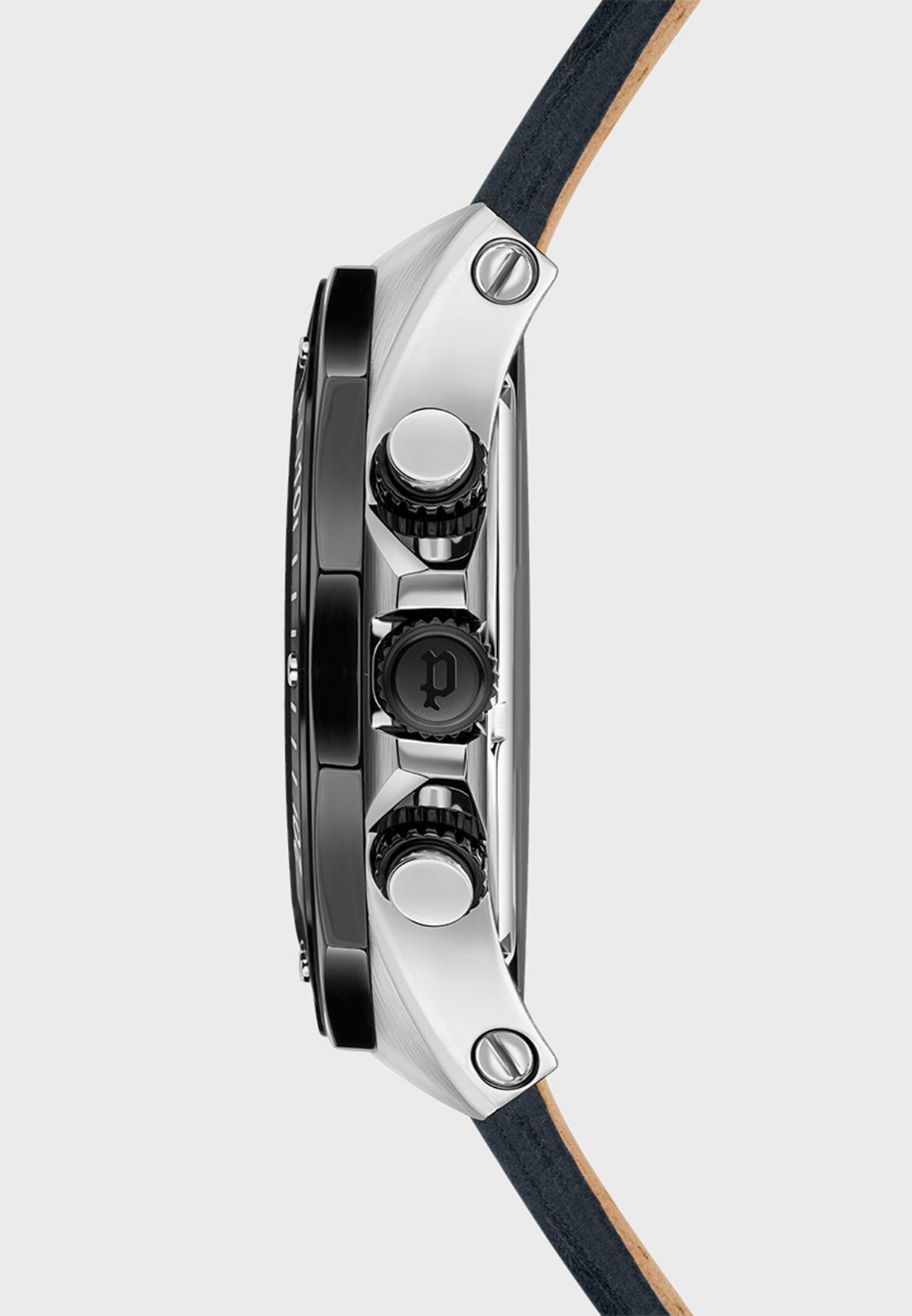Pl16065Jstb/04 Analog Watch