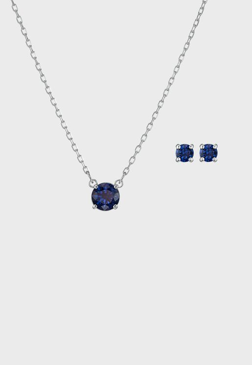 Attract Necklace+Earrings Set