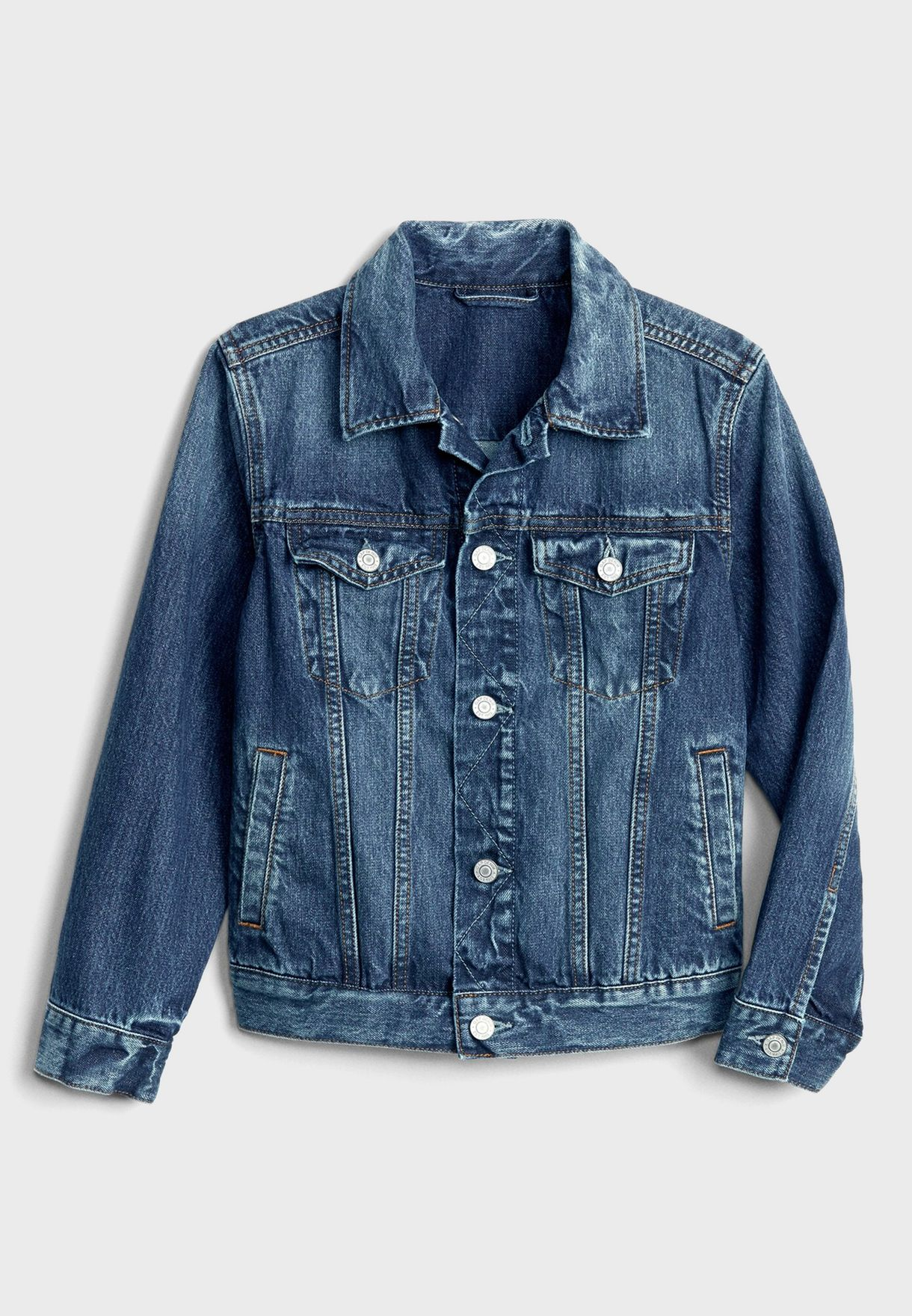 Kids Rugged Denim Jacket