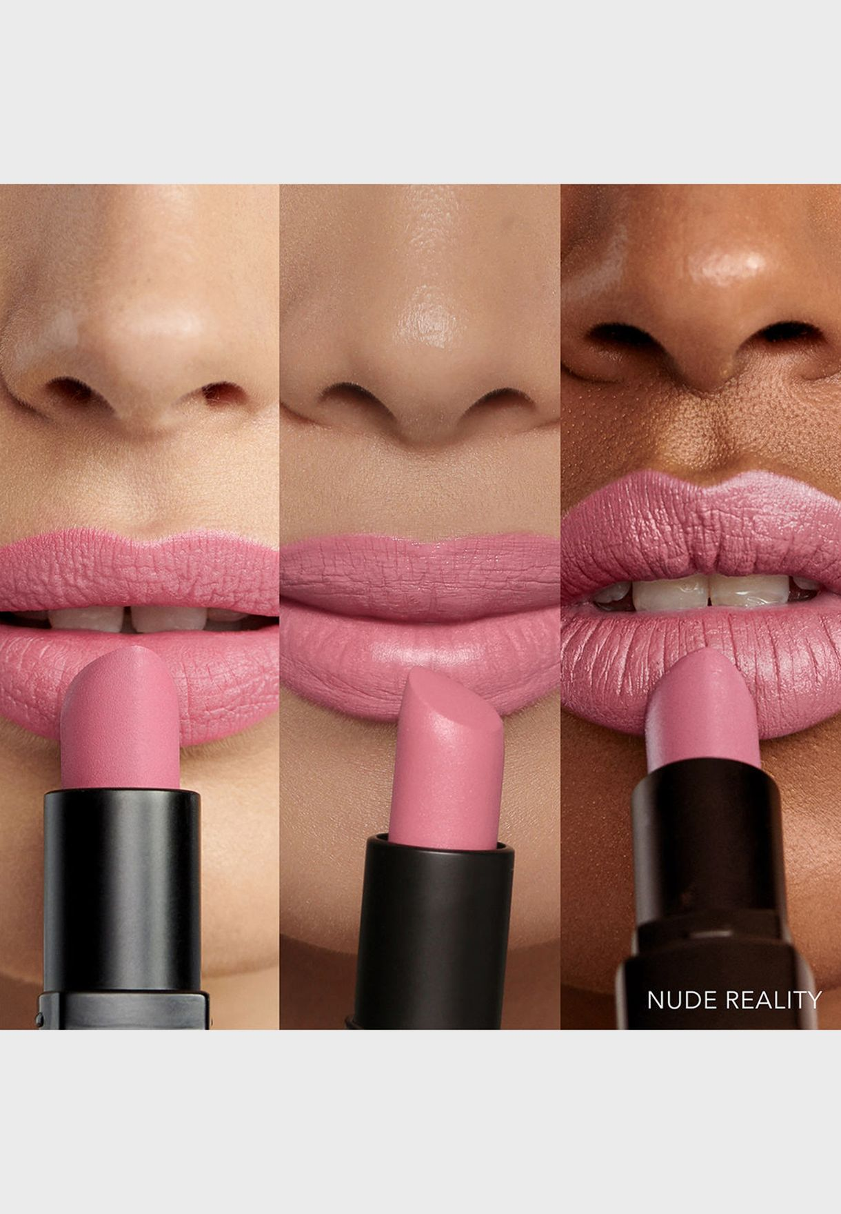 Luxe Matte Lip Color - Nude Reality
