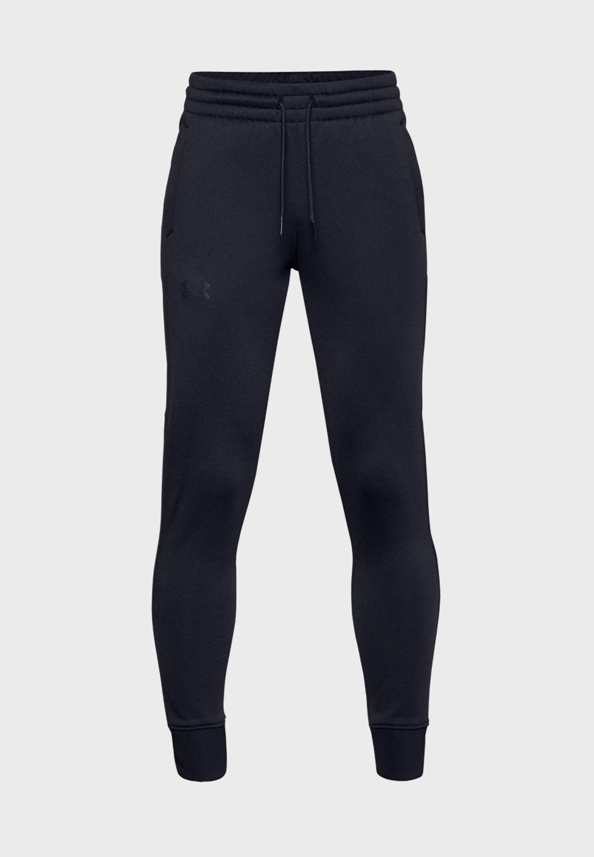 Youth Armour Fleece Sweatpants