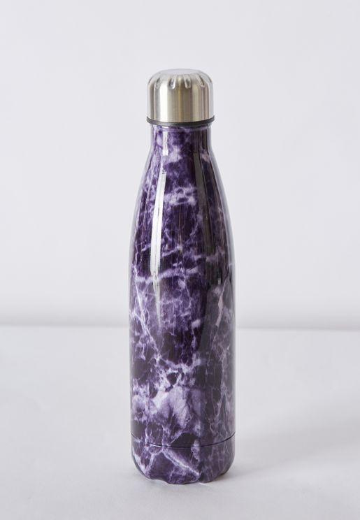 Marble Water Bottle 500ml