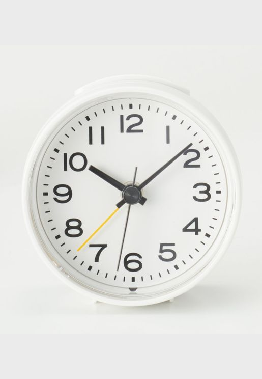 ساعة منبه بعقارب