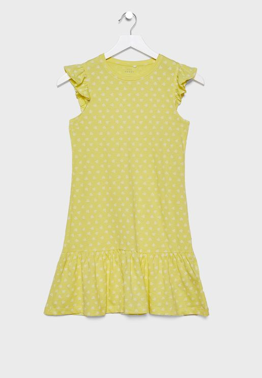 Kids Polka Dot Dress