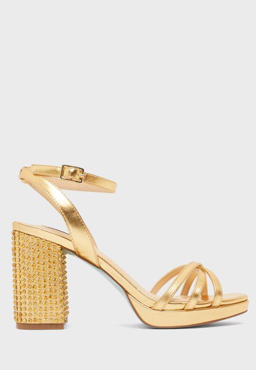 Sb-Zhara High Heel Sandal