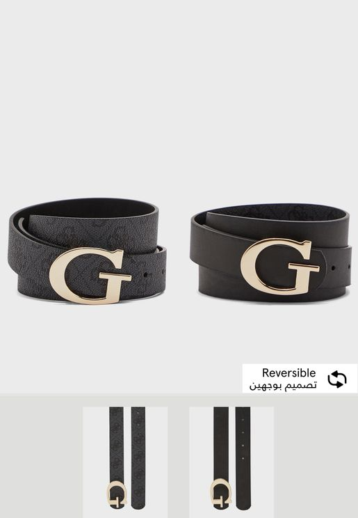 Alby Reversible Belt