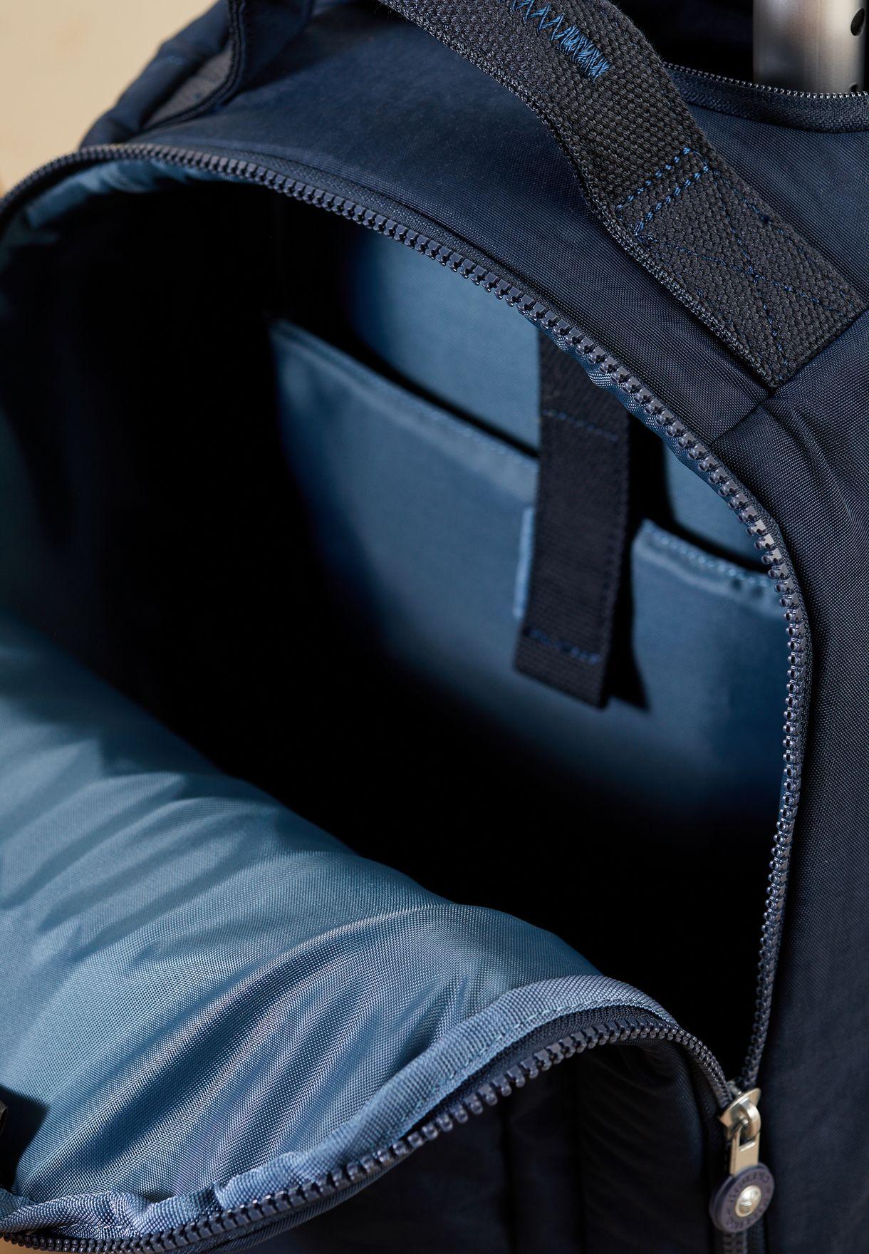 Zea True Blue Wheeled Backpack