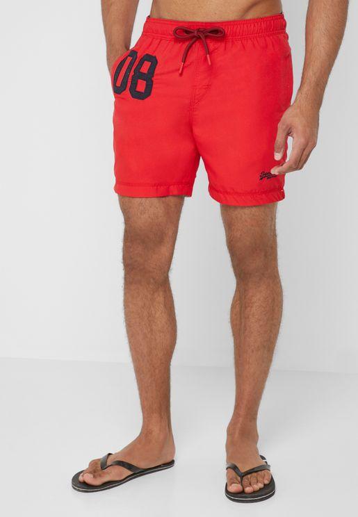 Water Polo Swim Shorts