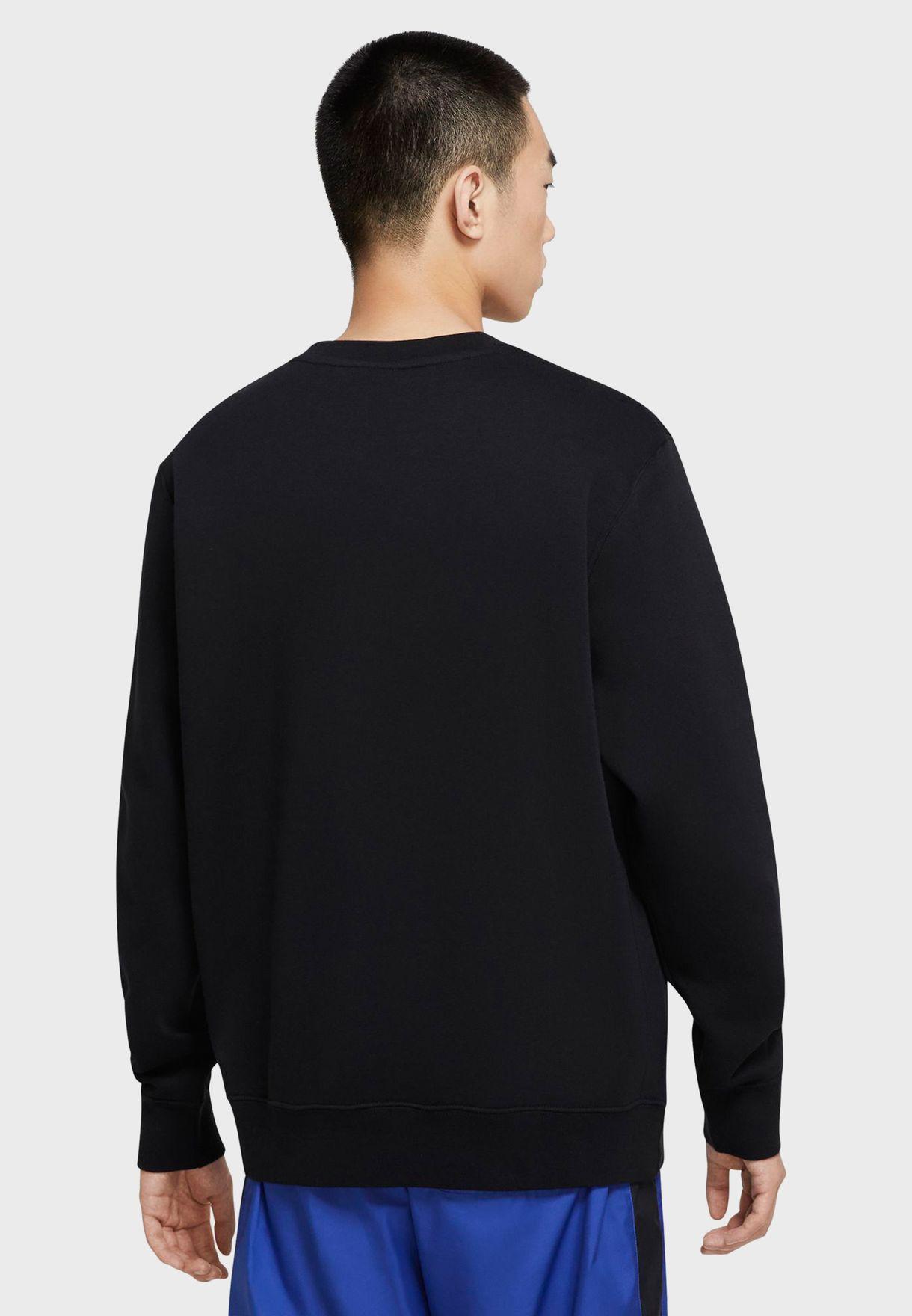 NSW Just Do It 365 Fleece Sweatshirt
