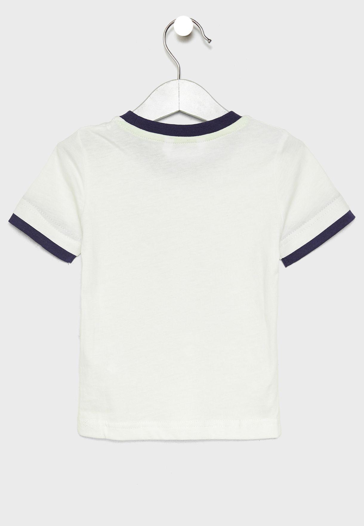 Kids Aquatic T-Shirt + Shorts Set