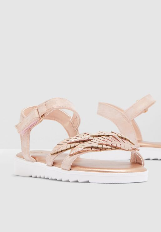 Shimmer Sandal