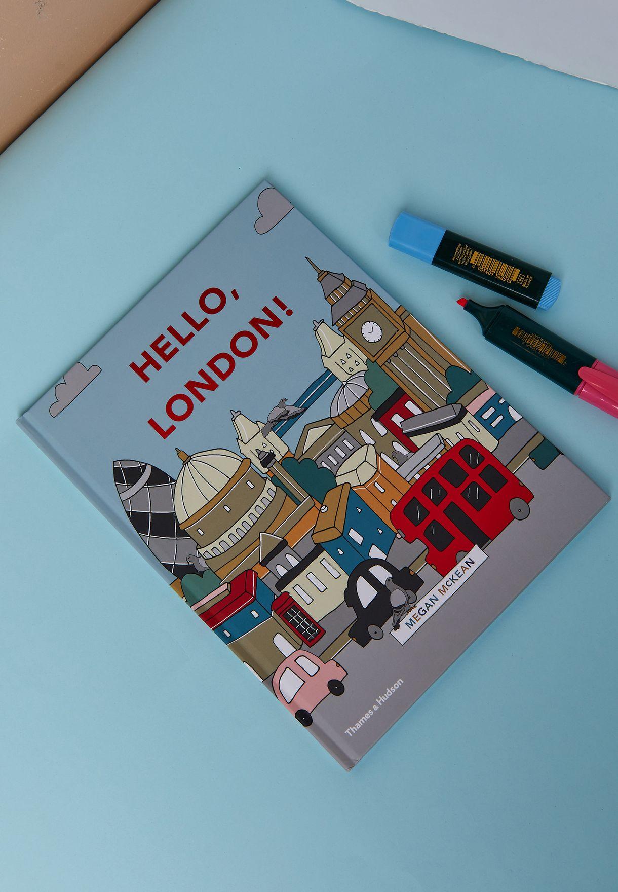 هالو لندن