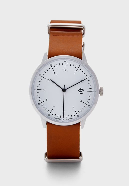 Harold Analog Watch