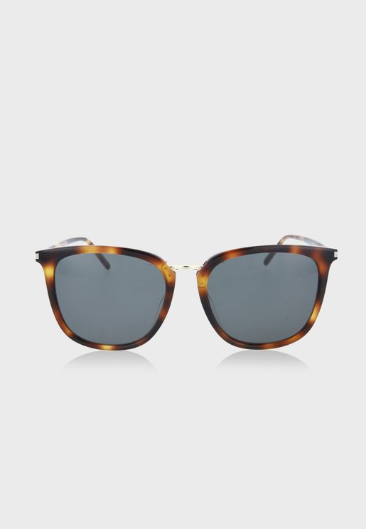 SL131-30001087002 Square Sunglasses