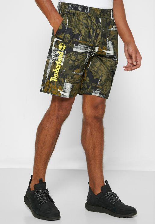 Wild AOP Shorts