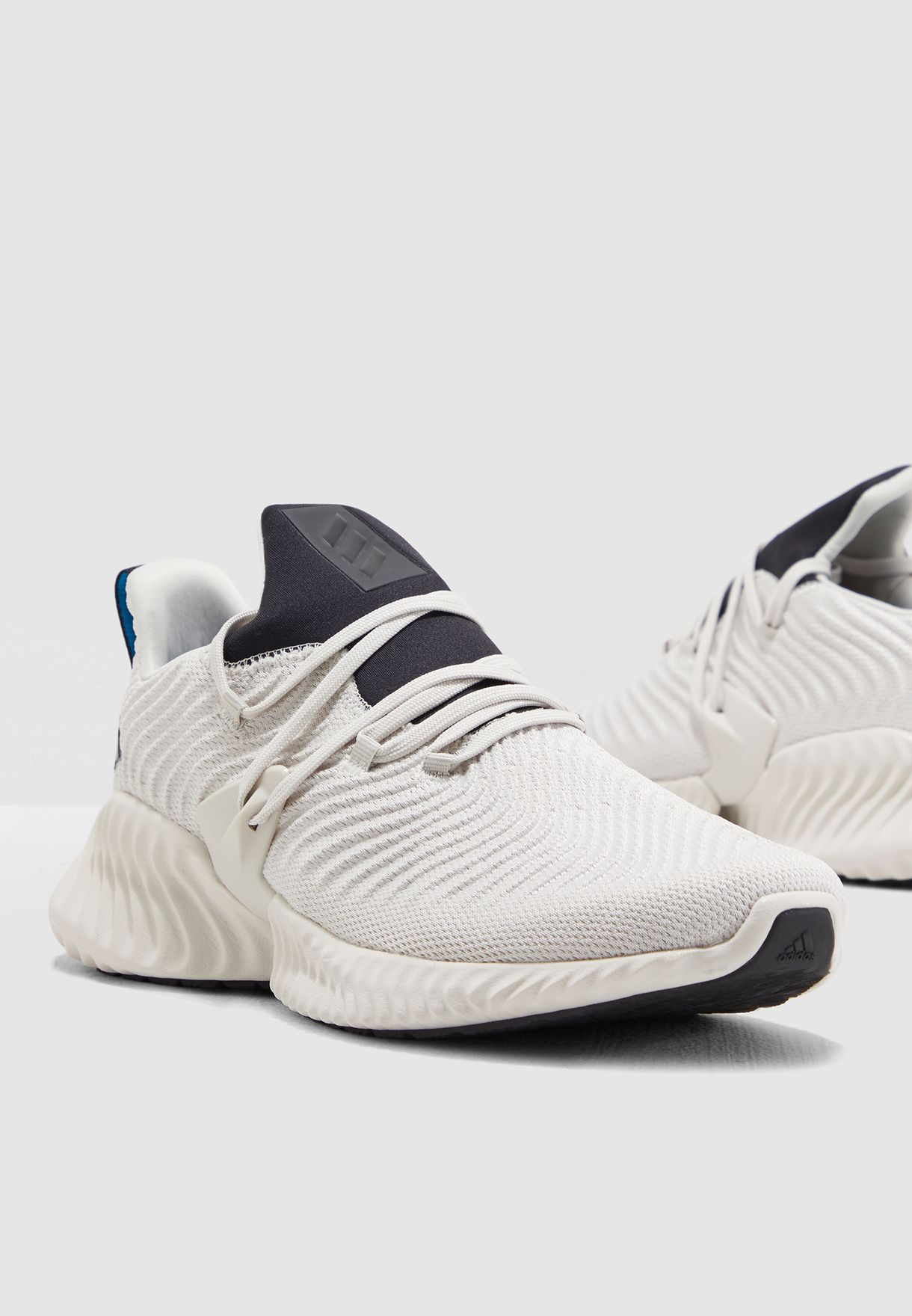 b24fead3b Shop adidas white Alphabounce Instinct D96542 for Men in UAE - 14448SH25JLP