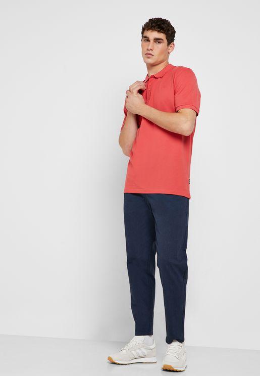 Leo  Cropped Pants