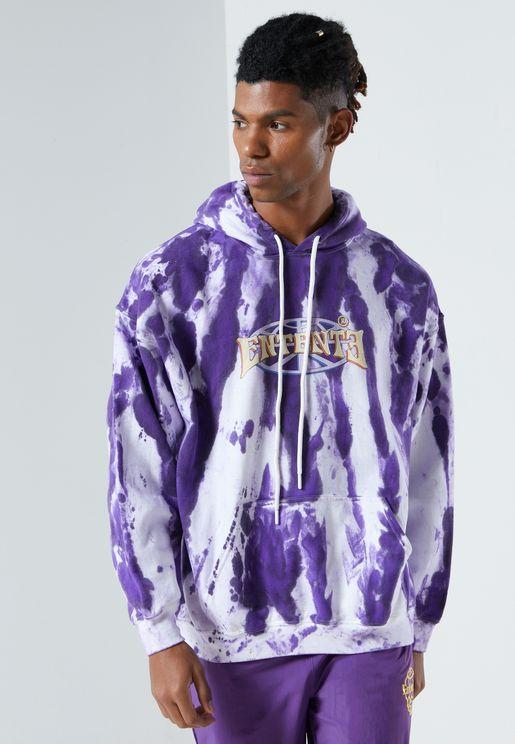 Tie Dye Logo Hoodie