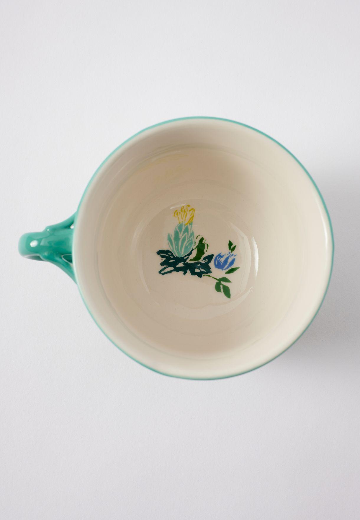 مج بطباعة زهور