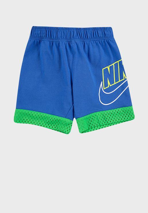 Kids NSW Mesh Overlay Shorts