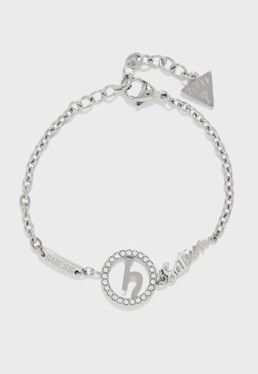Saturn Logo Bracelet