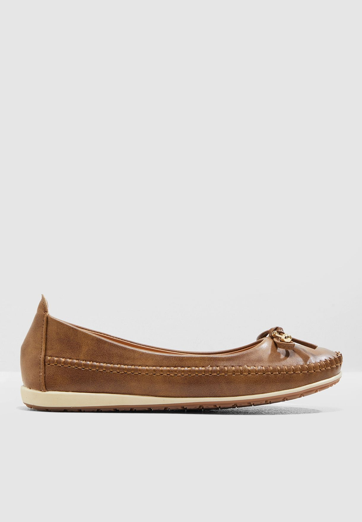 Knot Moccasin