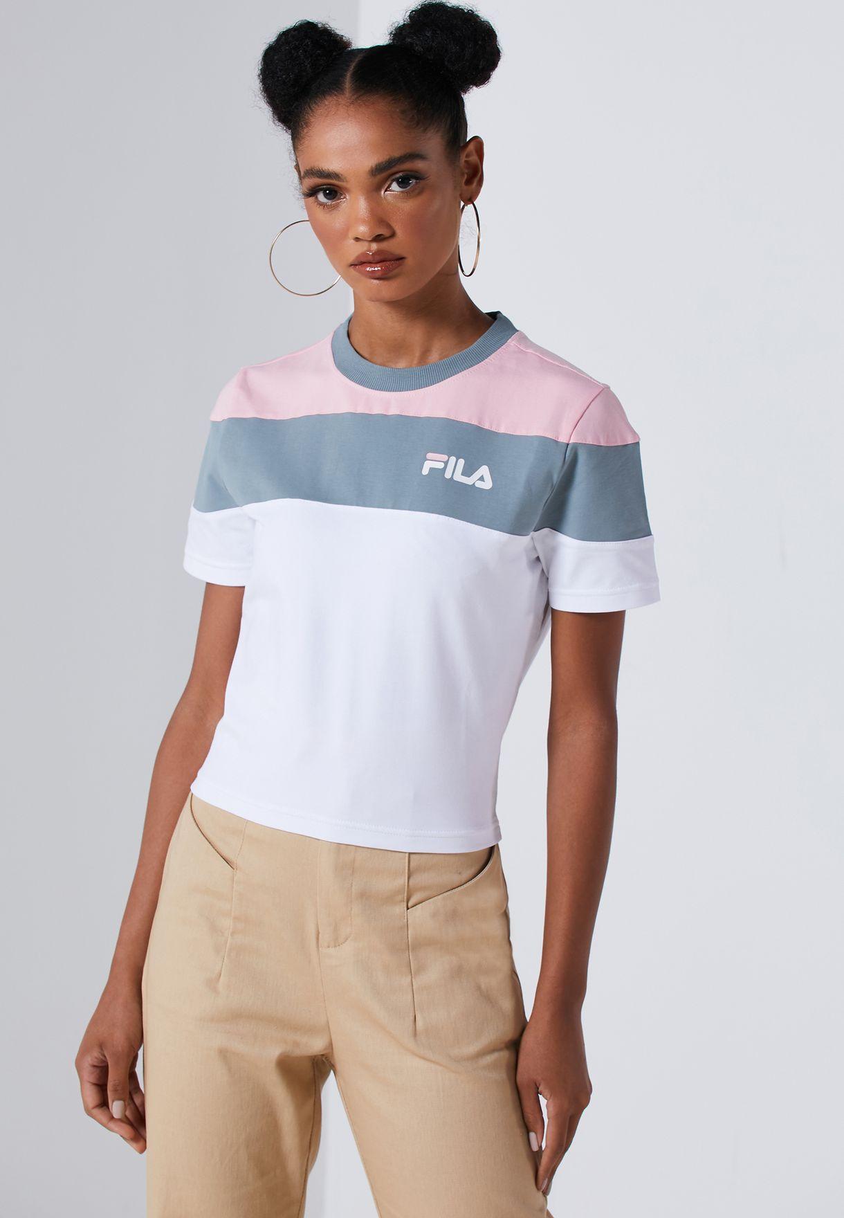 Maya Cropped T-Shirt