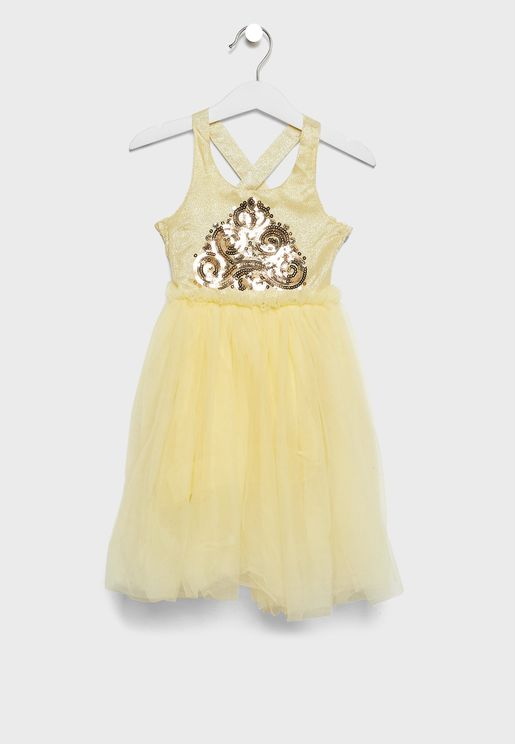 Kids Belle Dress