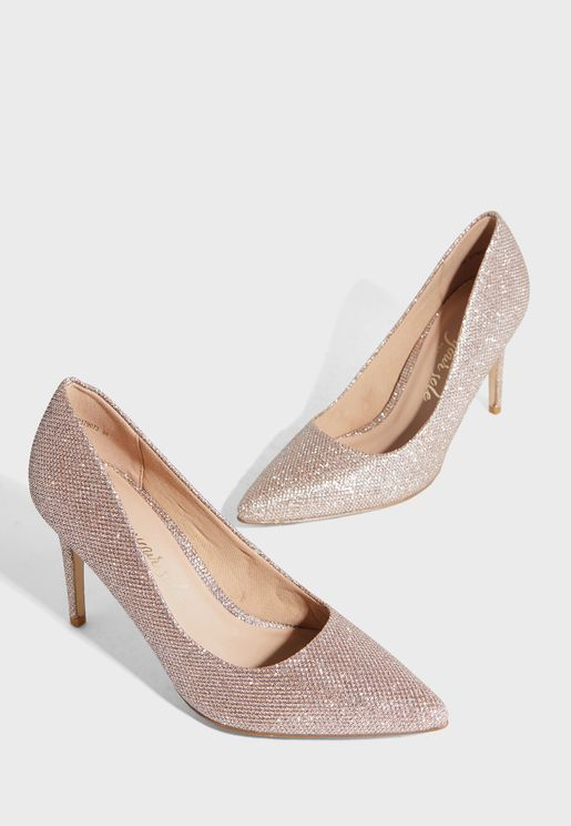 Rules High-Heel Pump