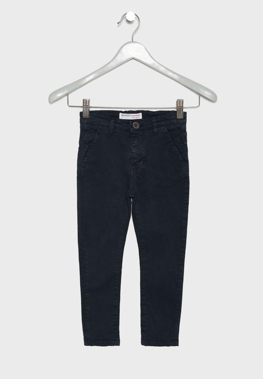 Little Chino Pants