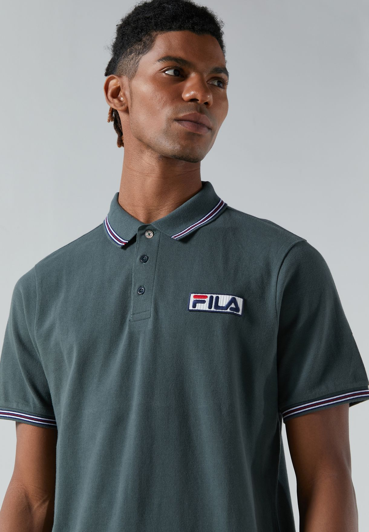 Connell Badge Polo