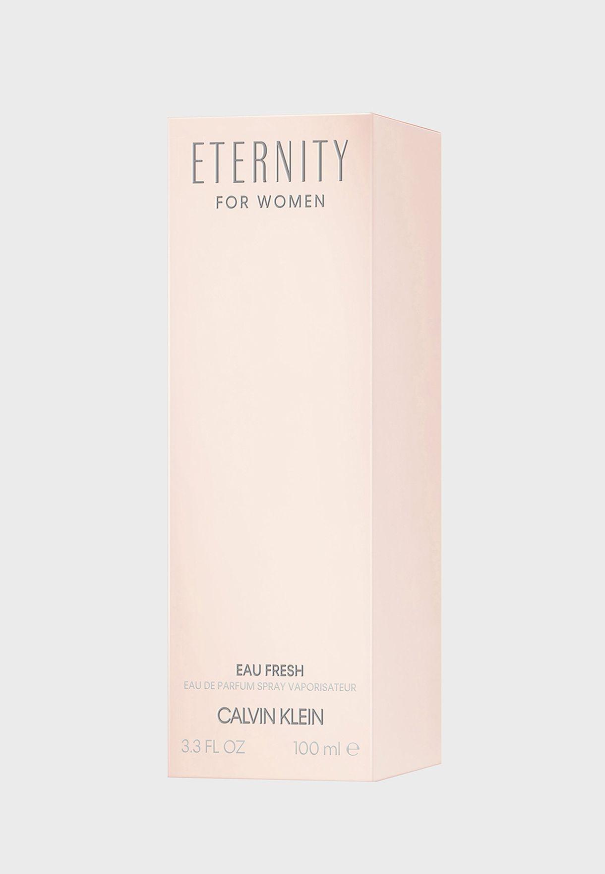 Eternity Eau Fresh for Her 100ml
