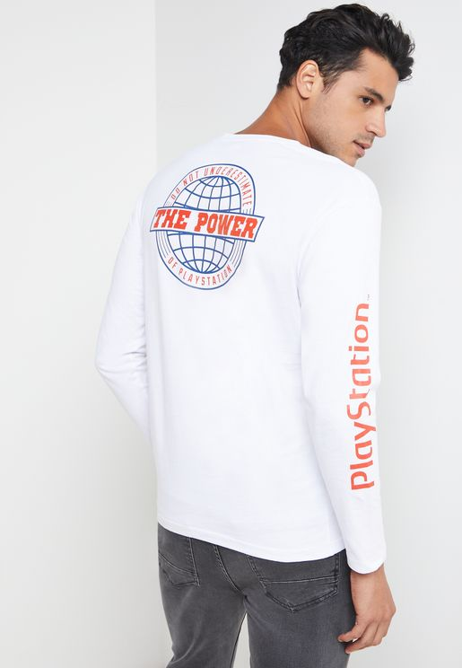 Gaming Crew Neck T-Shirt