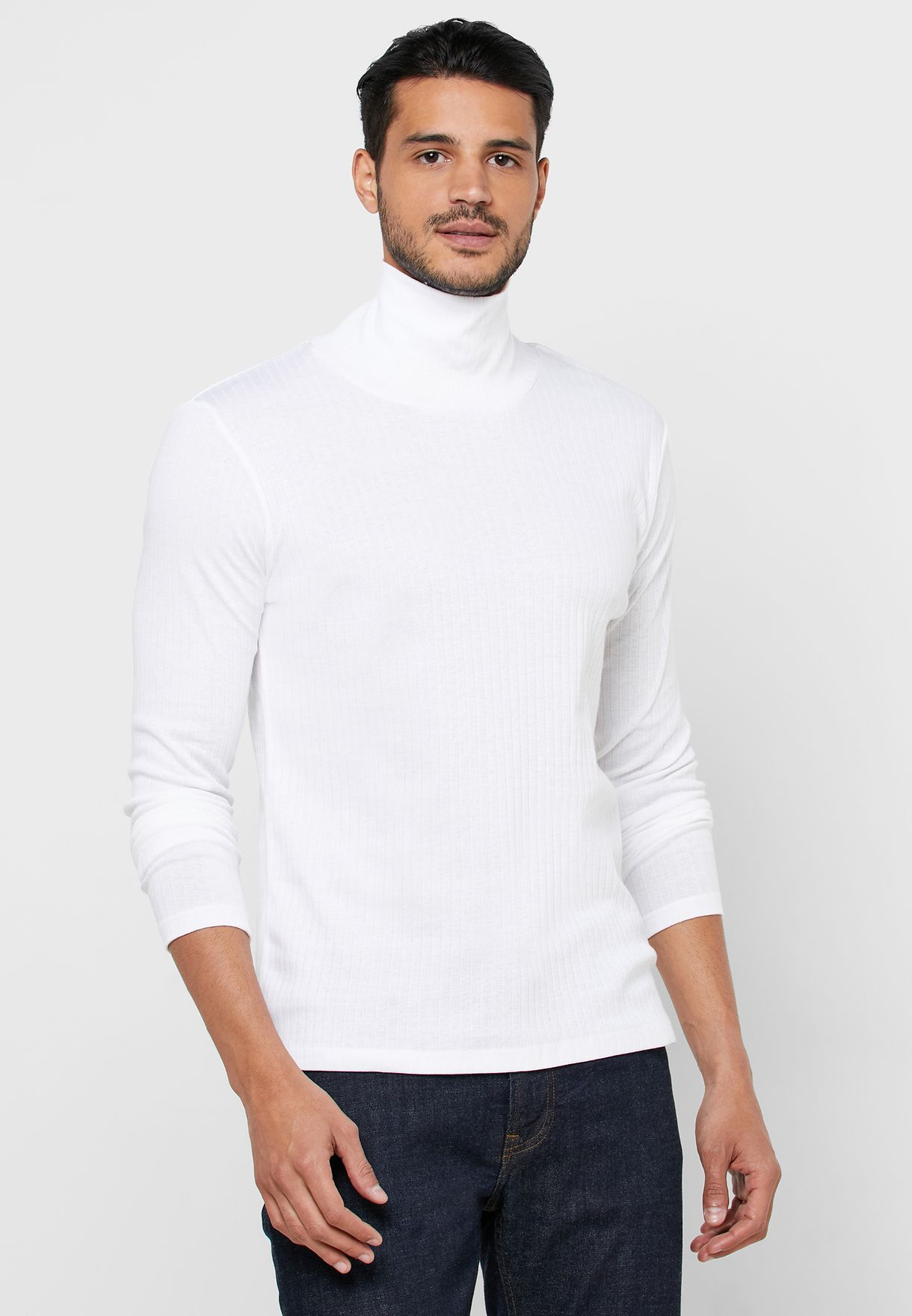 Luton Turtle Neck T-Shirt