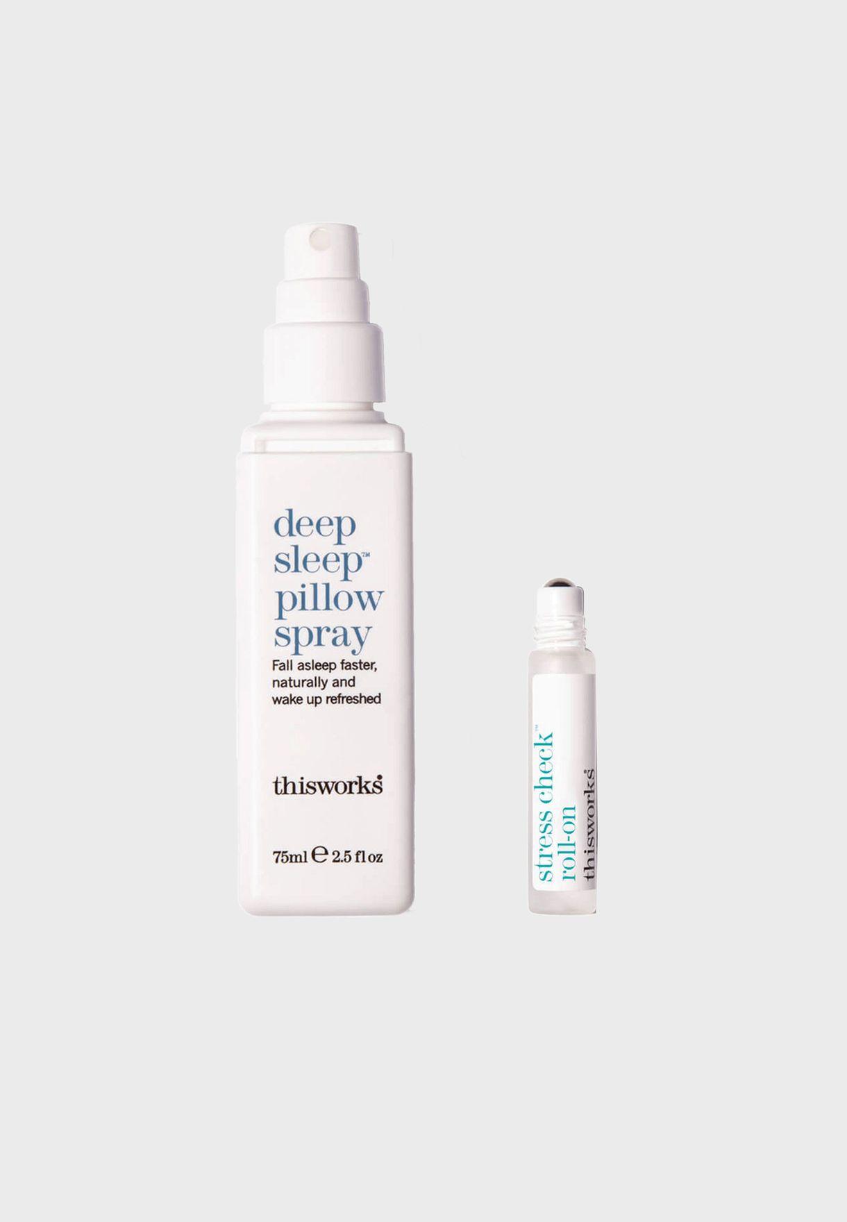 Deep Sleep Pillow Talk Kit