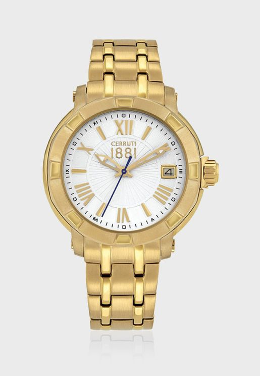 C CRWM25604 Analog Watch