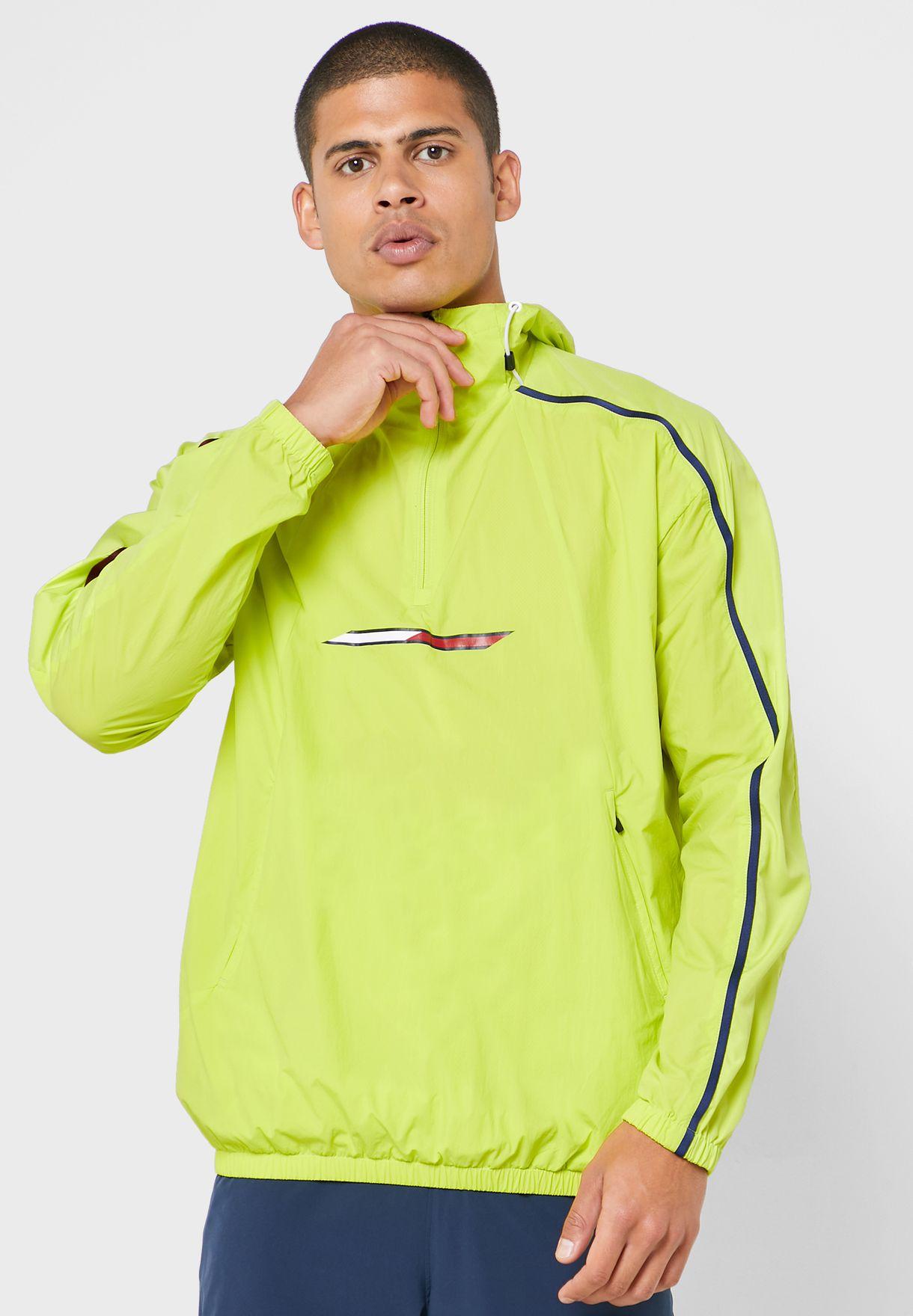 Essential Windbreaker Jacket