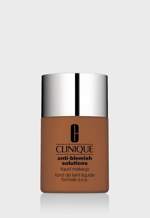 Anti Blemish Liquid Makeup - Fresh Amber