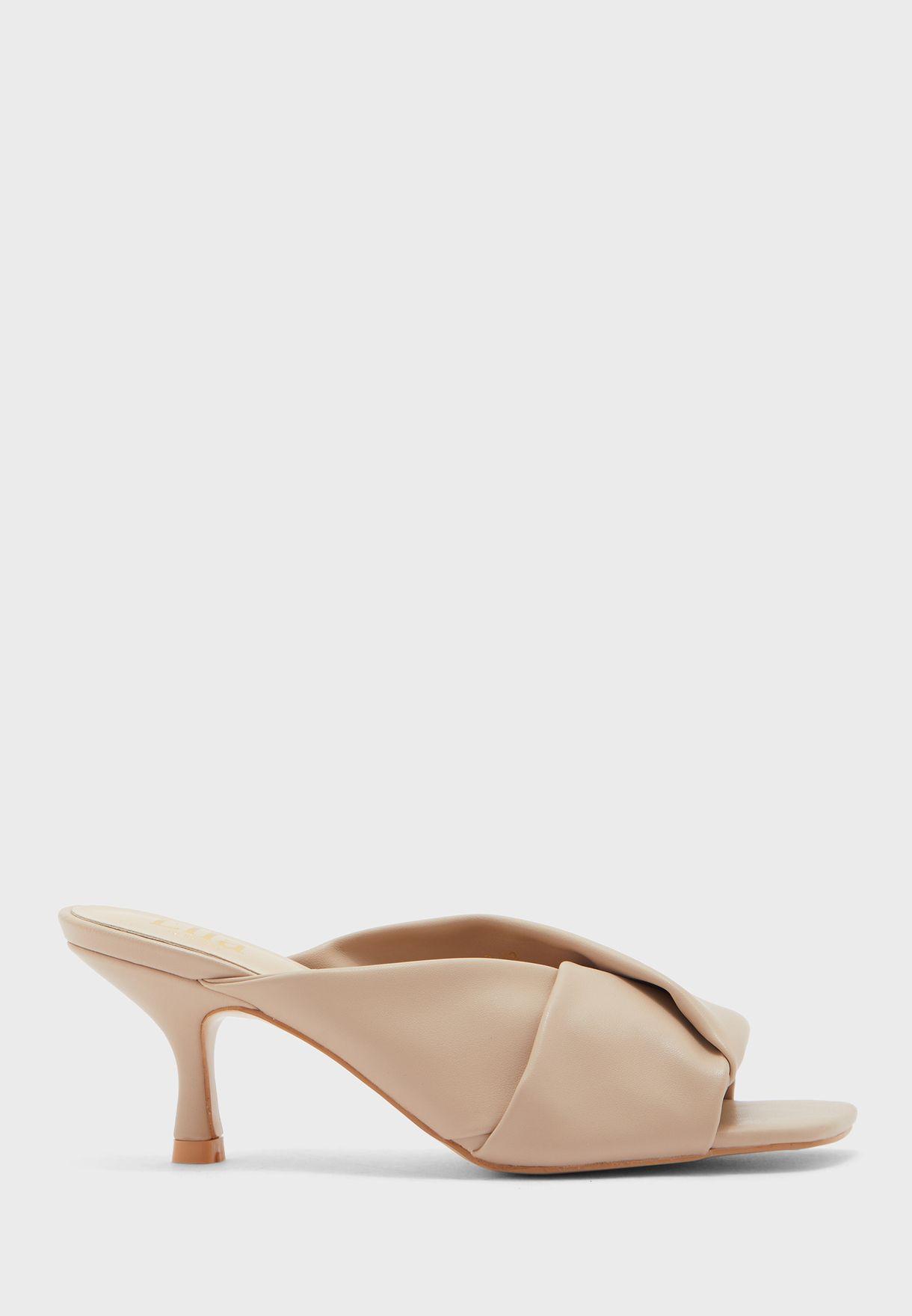 Square Toe Sandal