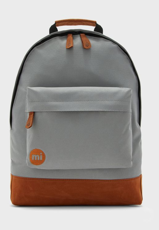 Classic Front Zip Backpack
