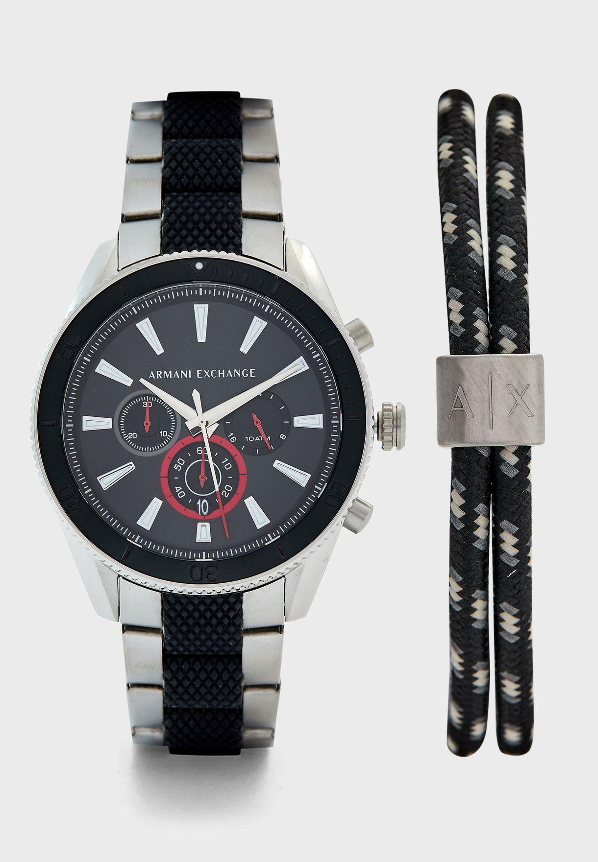 AX7106 Analog Watch