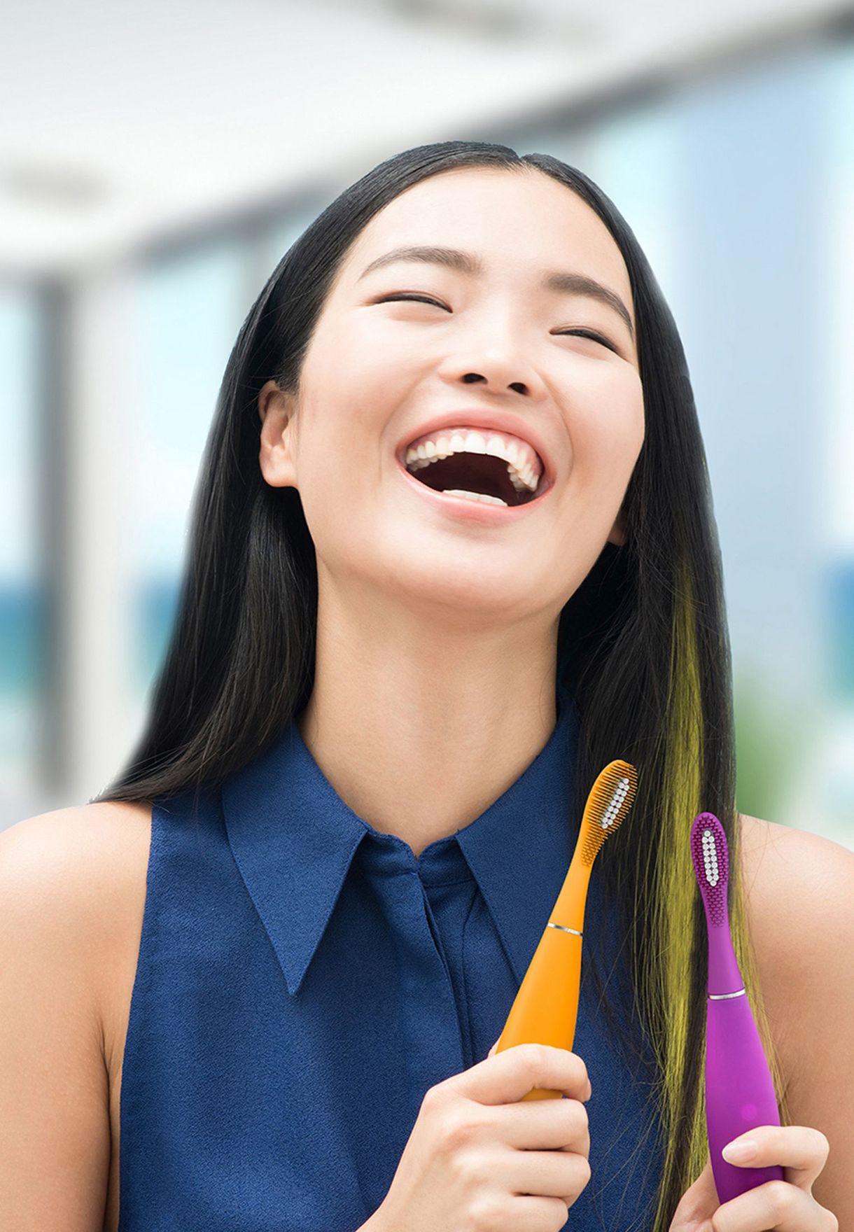 فرشاة أسنان ايسا ميني 2 الإلكترونية - مانجو تانجو