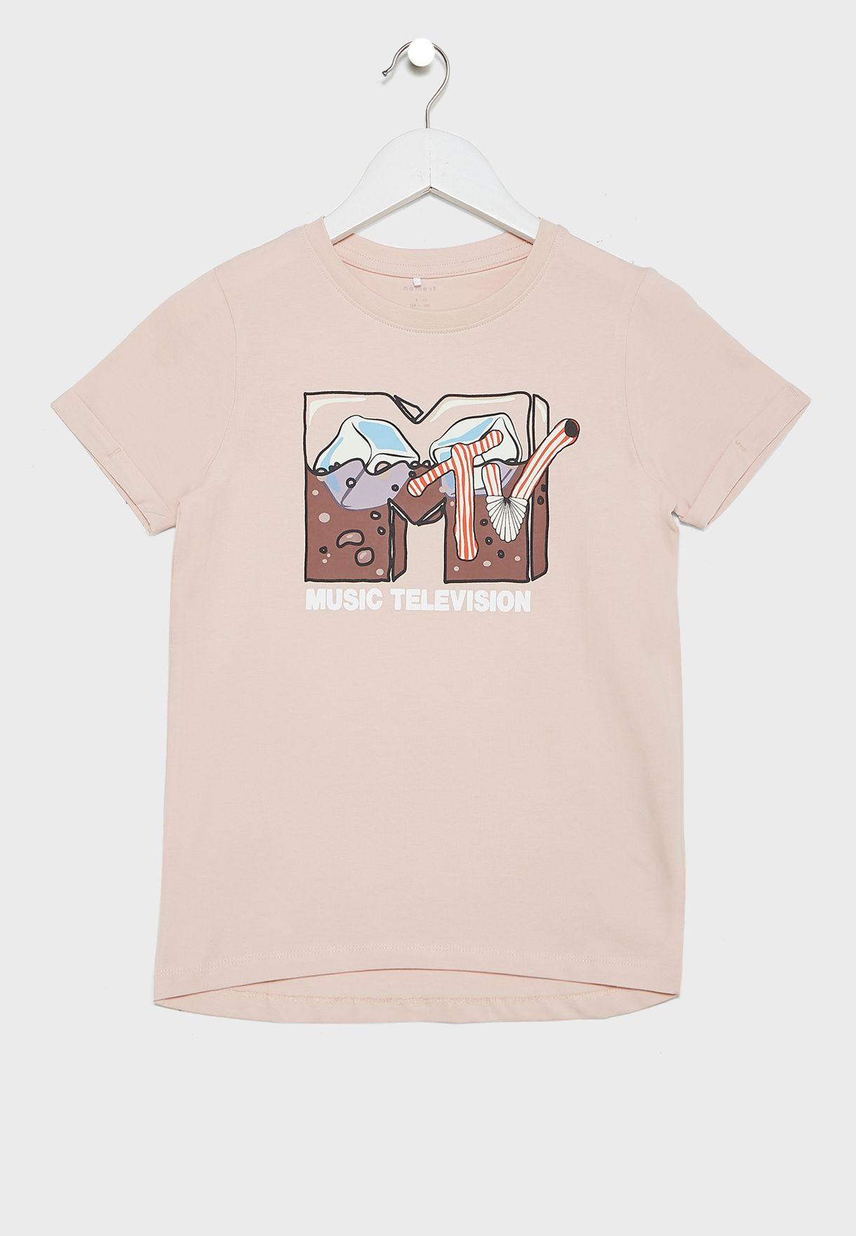 Kids Mtv T-Shirt