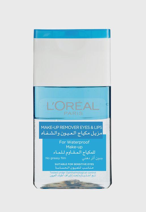 Biphase Makeup Remover