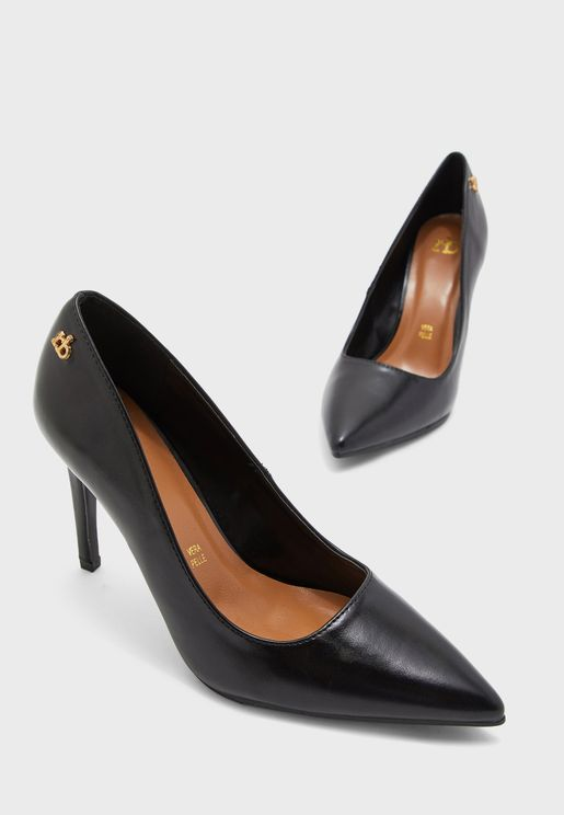 Amparo High Heel Pump