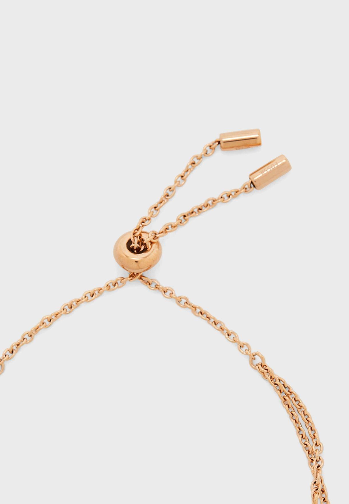 Iconic Vintage Motif Bracelet
